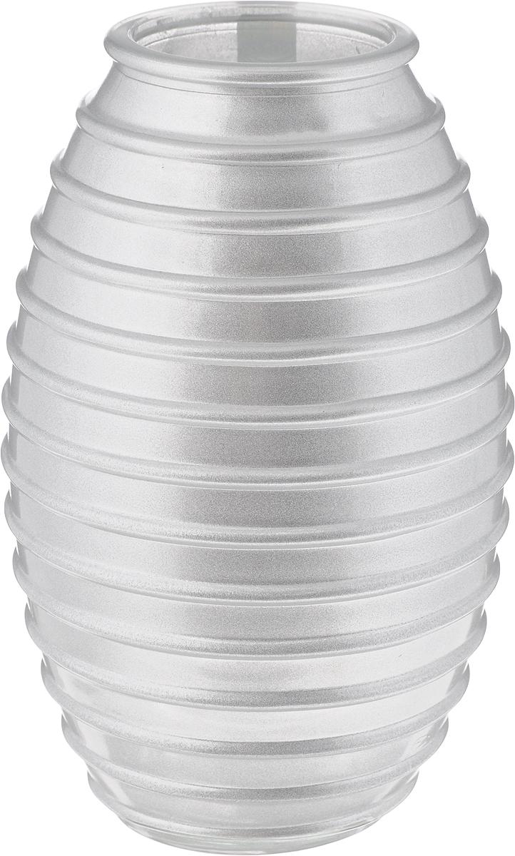 Ваза Nina Glass Лайт, цвет: серый, высота 19,5 смNG92-002_серыйВаза Nina Glass Лайт выполнена из высококачественного стекла и имеет изысканный внешний вид. Такая ваза станет ярким украшением интерьера и прекрасным подарком к любому случаю. Не рекомендуется мыть в посудомоечной машине. Высота вазы: 19,5 см. Диаметр вазы (по верхнему краю): 7 см.