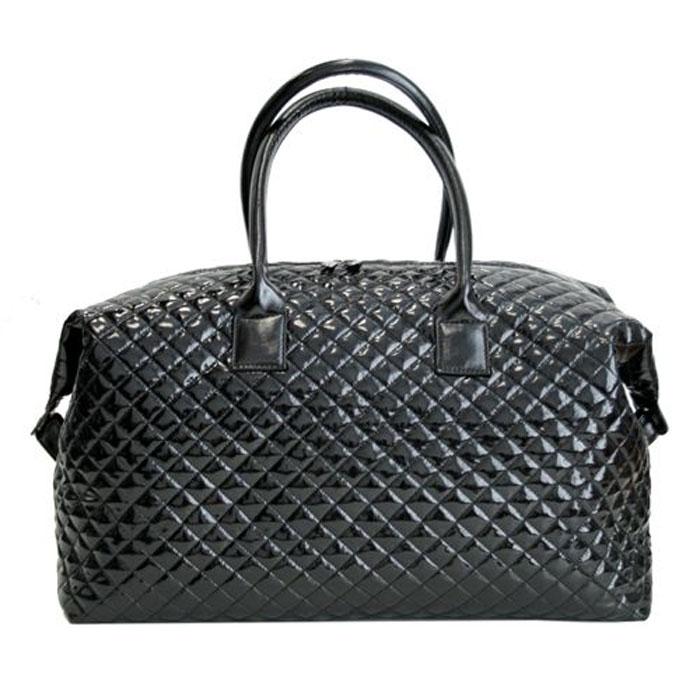 Сумка дорожная Antan, цвет: черный. 2-3794620010740541Вместительная дорожная сумка Antan выполнена из искусственной кожи. Внутри сумка состоит из одного отделения и закрывается на застежку-молнию. Внутри - плоский карман на застежке-молнии. Дно сумки уплотненное. Сумка оснащена двумя удобными ручками. Такая модель отлично подойдет для поездок.