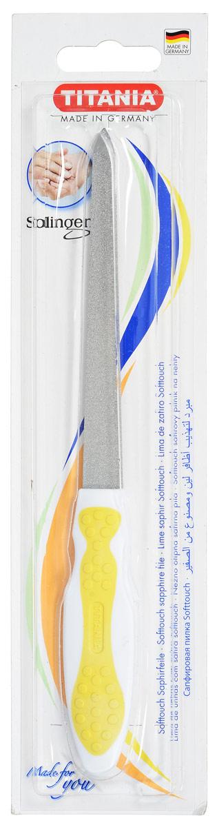 Titania Сапфировая пилка цвет: белый, желтый1440 В_белый/желтый