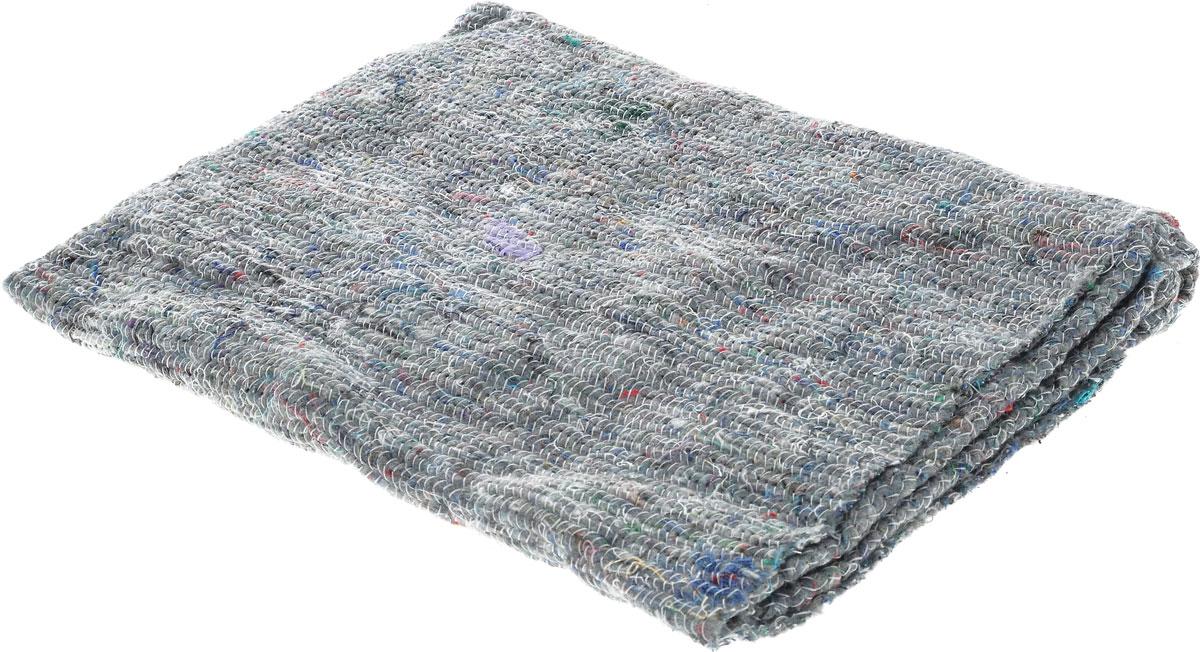 Тряпка для пола Русалочка, 60 х 80 см. 072288072288Тряпка Русалочка, выполненная из хлопка и смешанных волокон, предназначена для первичной уборки больших площадей. Эффективно очищает любую поверхность, отлично впитывает влагу и отжимается, имеет долгий срок службы. Применяется для влажной и сухой уборки. Мягкая на ощупь и удобная в использовании.