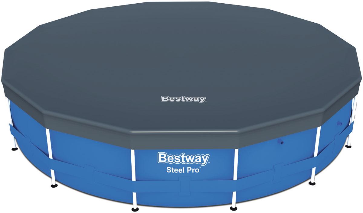 Тент для каркасных бассейнов Bestway, 427 см58248