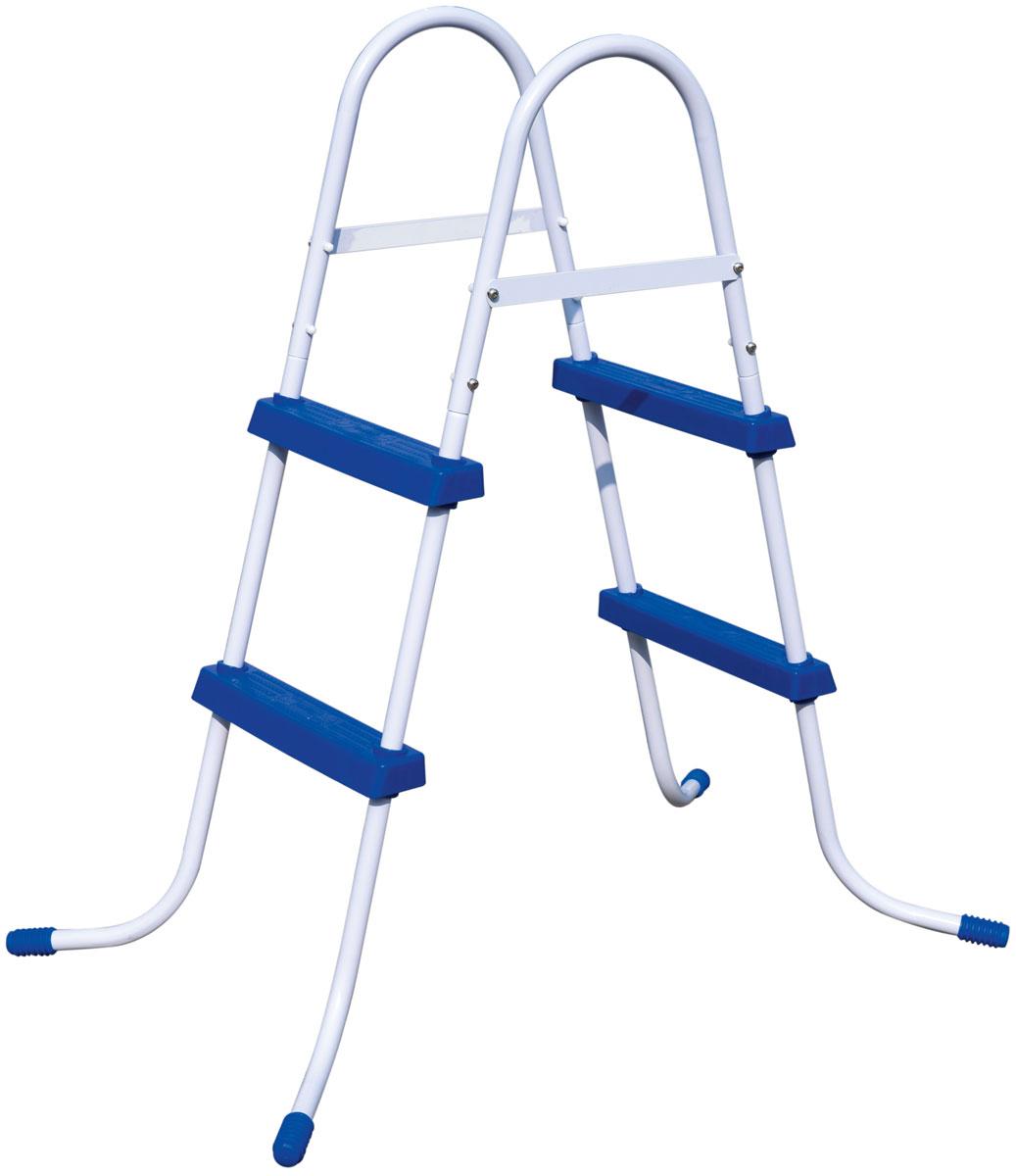 """Лестница для бассейна """"Bestway"""", высота 84 см 58430"""