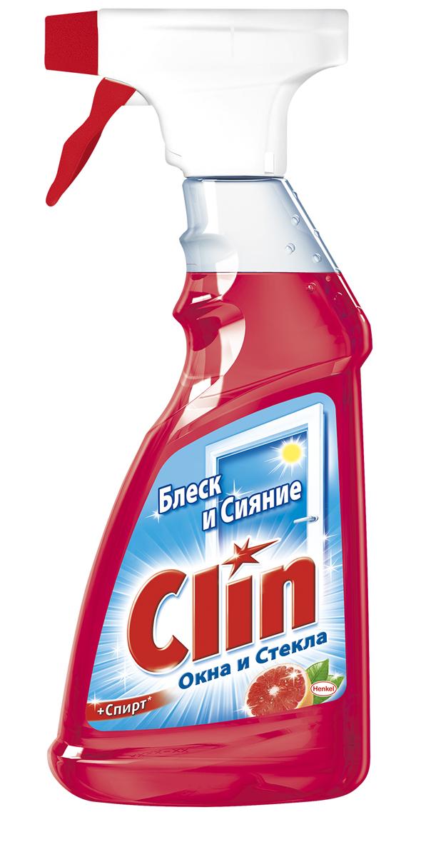 Средство для мытья стекол Clin Грейпфрут, 500 мл935246Clin – это эксперт в очистке стекол и окон без разводов. Уникальная формула Clin с изопропиловым спиртом делает стеклянные поверхности блестящими и чистыми не оставляя разводов и избавляя от изнурительной полировки. Уникальный курковый распылитель Clin имеет два режима функционирования: стандартное и пенообразующее, которое подходит для удаления даже сильных загрязнений.