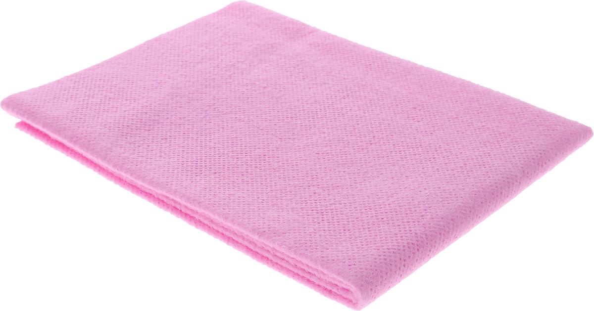Салфетка автомобильная Главдор, цвет: розовый, 40 х 50 смGL-91-005_розовыйСалфетка Главдор выполнена из высококачественного материала и предназначена для мойки автомобиля и других транспортных средств. Отлично моет, легко отжимается, применяется многократно. Хорошо впитывает жидкость, удерживает грязь. Не повреждает лакокрасочное покрытие. Обладает длительной прочностью. Мягкая и удобная в применении.