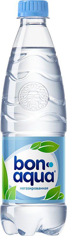 BonAqua Вода чистая питьевая негазированная, 0,5 л739921BonAqua - это кристально чистая питьевая вода, высокого качества. BonAqua - известная и любимая в России марка. Производство воды Bon Aqua началось в Германии в 1988 году. В России запуск питьевой воды Bon Aqua был успешно осуществлен в 1994 году. BonAqua проходит 7-ми ступенчатую систему очистки и водоподготовки. Производится в строгом соответствии с высочайшими стандартами качества компании Coca-Cola. Содержит минеральные элементы (Ca, Mg). Обладатель золотой медали в категории Бутилированная вода выставки Вода: экология и технология (ЭКВАТЭК) В России BonAqua 6 раз признавалась Товаром Года.