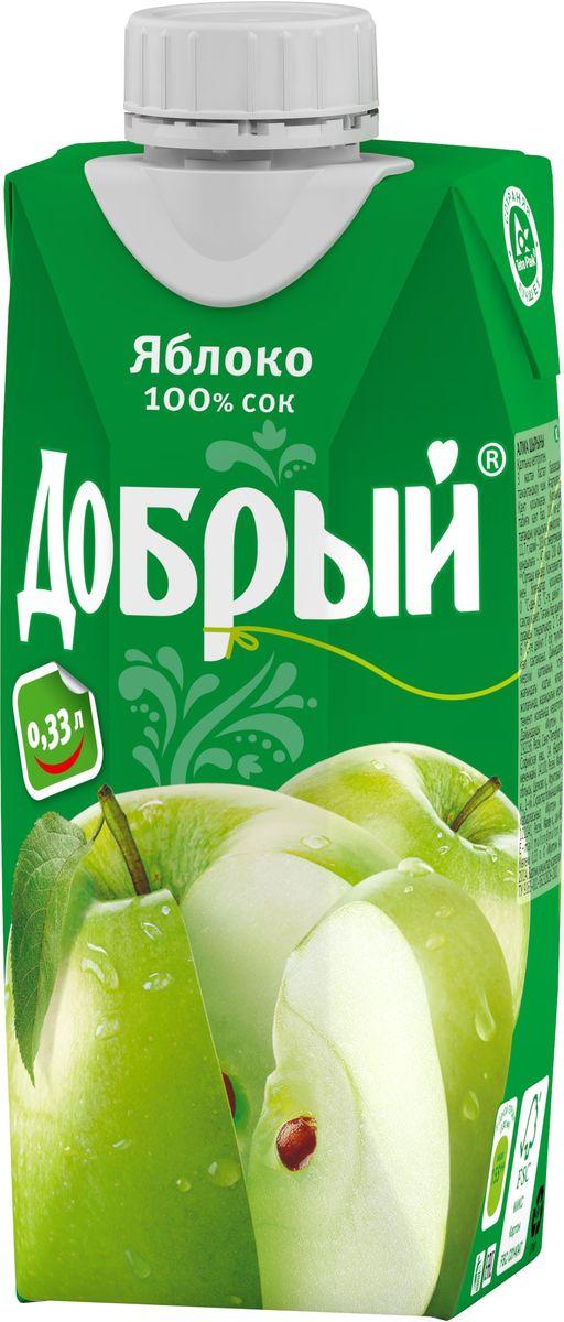 Добрый Яблочный сок, 0,33 л 1487801