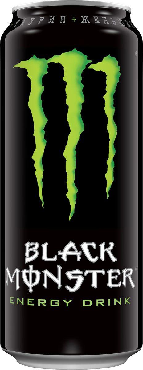 Black Monster энергетический напиток, 0,5 л