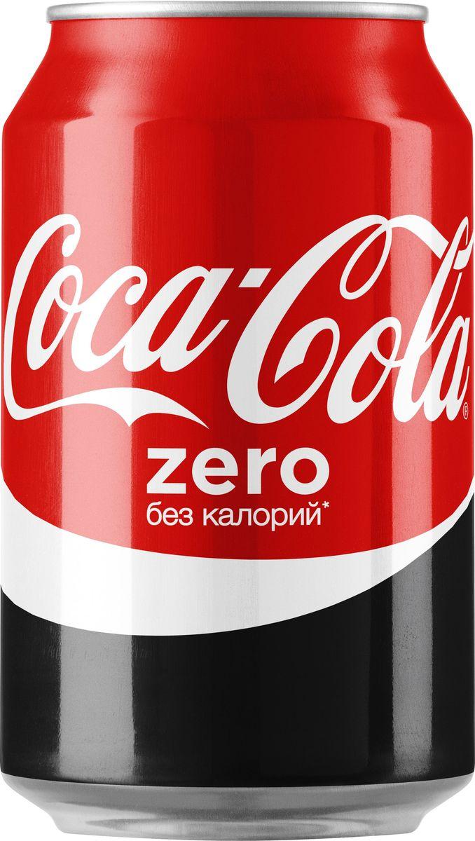 Coca-Cola Zero - освежающий вкус без калорий!