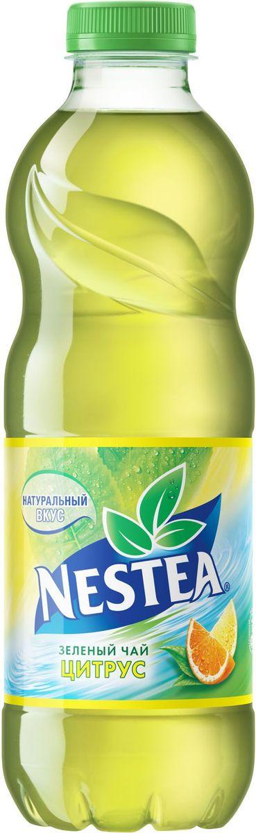 Nestea Цитрус зеленый чай, 1 л404602Освежающий чай Nestea или айс-ти (от английского ice-tea ледяной чай) - это напиток без консервантов, приготовленный из лучших сортов чая с добавлением фруктовых и ягодных соков. Обладает натуральным вкусом с уникальным сочетанием чая и свежих фруктов. Полное отсутствие консервантов, ароматизаторов идентичных натуральным.