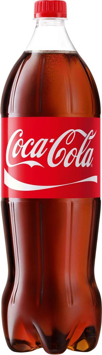 Coca-Cola напиток сильногазированный Мультипак 2 шт по 1,5 л 401032
