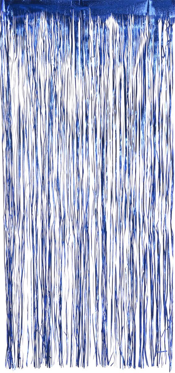 Дождик новогодний House & Holder, цвет: синий, 50 х 90 смS/20001/90_синийНовогодний дождик House & Holder поможет вам украсить свой дом к предстоящим праздникам. Новогодняя елка с таким украшением станет еще наряднее. Новогодним дождиком можно украсить все, что угодно - елку, квартиру, дачу, офис - как внутри, так и снаружи. Можно сложить новогодние поздравления, буквы и цифры, дождиком можно украсить и дополнить гирлянды, можно выделить дверные колонны, оплести дверные проемы. Создайте в своем доме атмосферу тепла, веселья и радости, украшая его всей семьей.