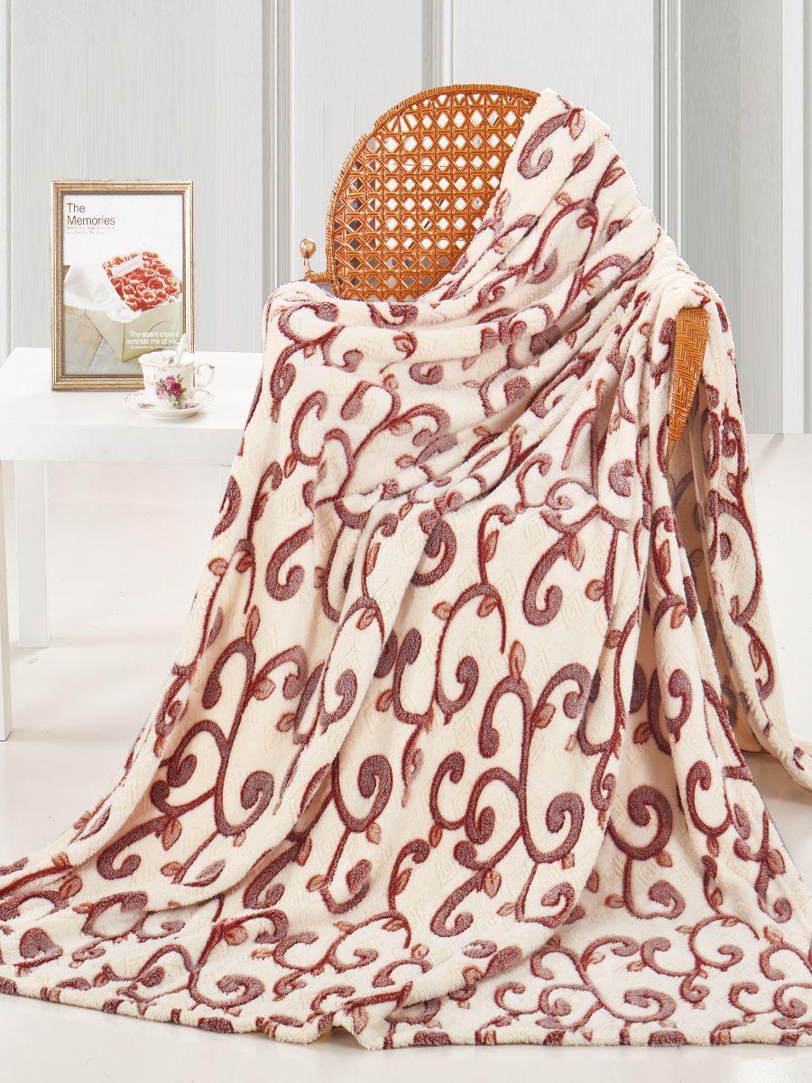Плед Cleo Делизе, цвет: бежевый, коричневый, 150 х 200 см150/180-pbПлед Бамбук (микрофибра) Коллекция пледов Cleo Бамбук – тепло и нежность для вас! Пледы сделаны из инновационного материала – микрофибра, тактильно напоминает Бамбук. Микрофибра (микроволокно)- прорыв в синтетической промышленности, волокна представляют собой очень тонкие волокна, тоньше человеческого волоса. Благодаря свой структуре, микрофибра имеет ряд преимуществ: - отличные впитывающие свойства и способность пропускать воздух, под пледами будет комфортно и зимой и летом; - структура микроволокна позволяет окрашивать в различные цвета, т.к. при дальнейшем уходе краски не выцветают и не линяют, не смотря на простоту в уходе; - пледами можно укрываться и не бояться, что на вашей одежде останутся следы ворса; - пледы прослужат невероятно долго. Коллекция пледов Cleo Бамбук- невероятное разнообразие дизайнов, нежность и комфорт вашей семьи в любое время года!
