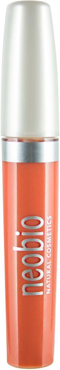 Neobio Care Блеск для губ, тон № 02 (светло-персиковый), 8 мл62066Блеск для губ Neobio подчеркнёт Вашу индивидуальность и природную красоту. Удобный аппликатор позволит максимально легко и быстро нанести блеск, оставляя светло-персиковый оттенок на Ваших губах. Натуральный состав блеска ухаживает за нежной кожей губ, увлажняет их и сохраняет упругость и мягкость. Экстракт ягод годжи предотвращает появление морщинок на губах. Масло жожоба, витамин Е и касторовое масло обеспечивают губам питание. Экстракт яблока защищает от неблагоприятных воздействий окружающей среды, восстанавливают эластичность и упругость кожи губ. Светло-персиковый  оттенок идеально подойдет для создания дневного неброского макияжа. Натуральность продукта подтверждена международным сертификатом NATRUE. Продукт прошел дерматологический контроль Состав: Касторовое масло, воск лакового дерева, ланолин, гидрогенизированное касторовое масло, триглицерид каприловой/каприновой кислоты, масло семян жожоба*, масло кукурузных зародышей, экстракт коры дуба пробкового,...
