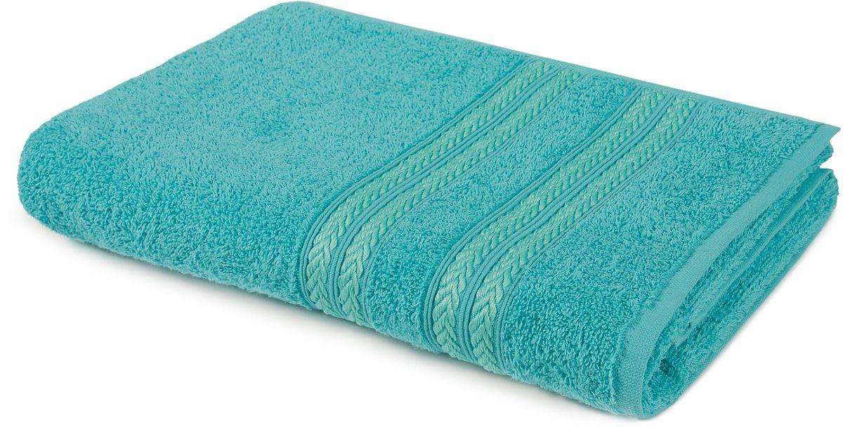 Полотенце Aquarelle Адриатика, цвет: морской волны, 50 х 90 см702469