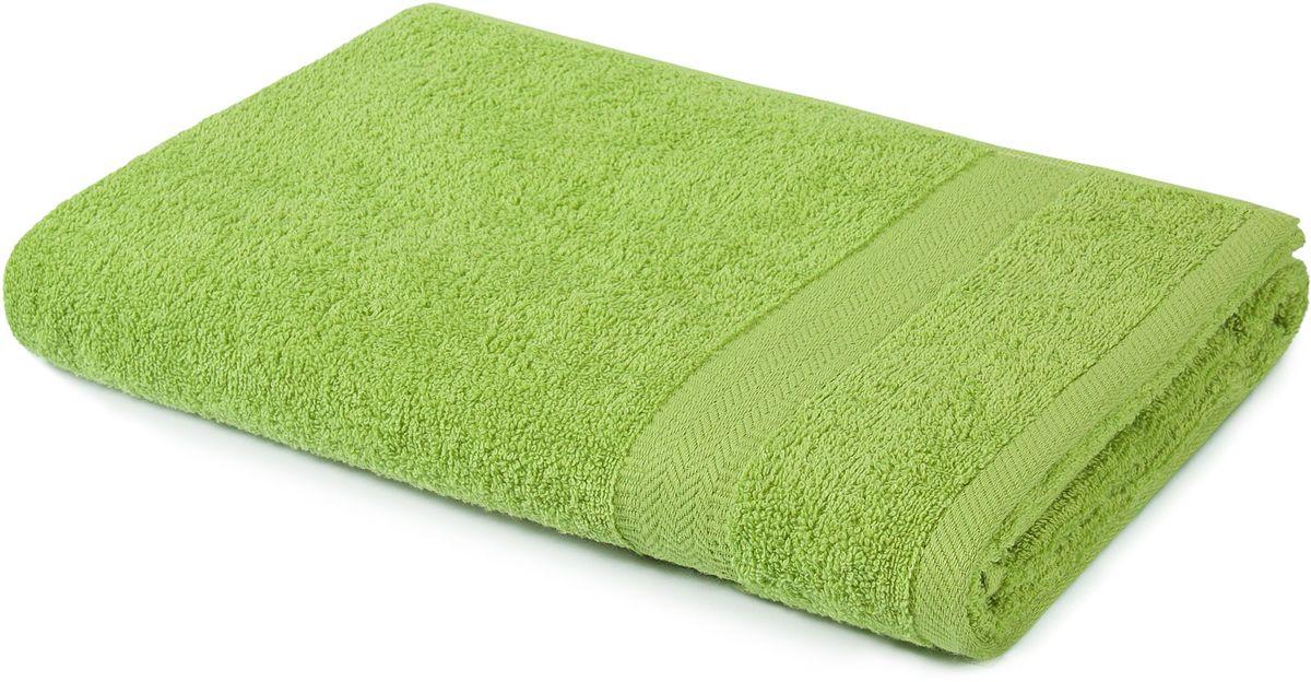 Полотенце Aquarelle Настроение, цвет: травяной, 70 х 140 см702545