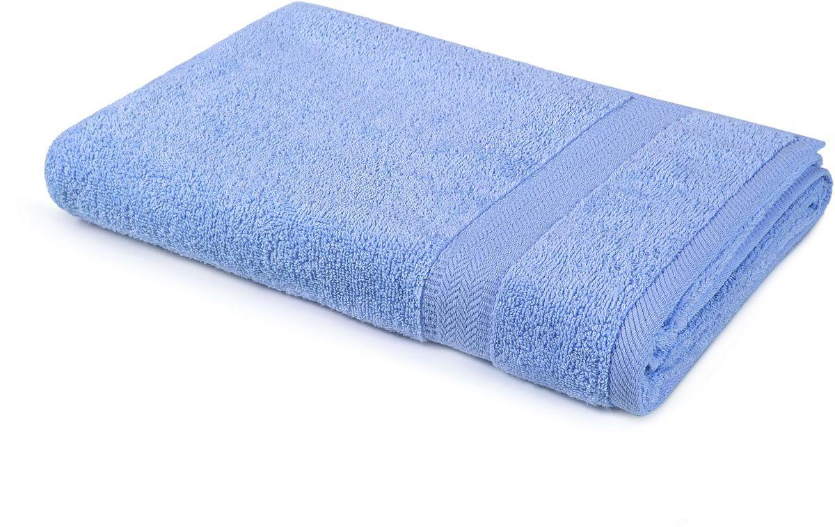 Полотенце Aquarelle Настроение, цвет: синий, 70 х 140 см702552