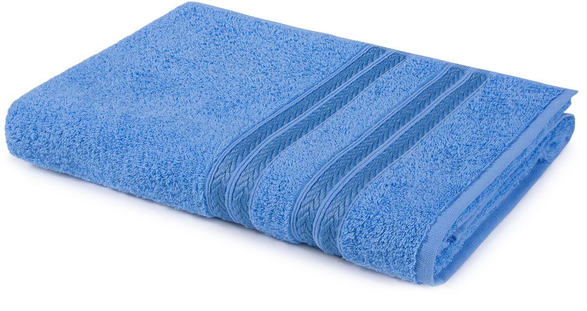 Полотенце Aquarelle Адриатика, цвет: синий, 70 х 140 см702562