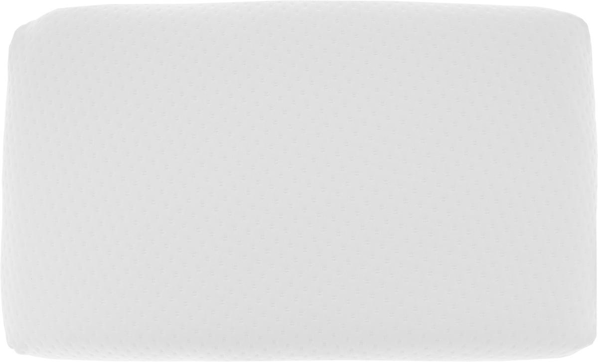 Подушка ортопедическая IQ Sleep Cool Feel, с эффектом памяти, 38 х 58 х 11 см18221_белыйАнатомическая комфортная подушка IQ Sleep Cool Feel изготовлена из премиальной пены с памятью формы и частичками экологичного геля Cool Feel для людей, которые хотят, чтобы их любимая подушка классической формы не сбивалась и правильно поддерживала голову и шею во время сна. Подушка IQ Sleep Cool Feel удобна в использовании. Независимо от того, какой стороной вы положите эту подушку, она индивидуально подстроится под изгибы вашего тела. В отличие от обычных подушек IQ Sleep Cool Feel не потеряет форму и будет нежно поддерживать вашу голову в течение всей ночи. Подушка предназначена для: - Обеспечения естественного положения и полноценного отдыха шеи и головы. - Профилактики спазма затылочных мышц и шеи. - Улучшения кровообращения головного мозга и стимулирования работы мозга. - Снятия зрительной нагрузки и профилактики близорукости. - Профилактики инсульта в вертебро-базилярной системе. - Профилактики...