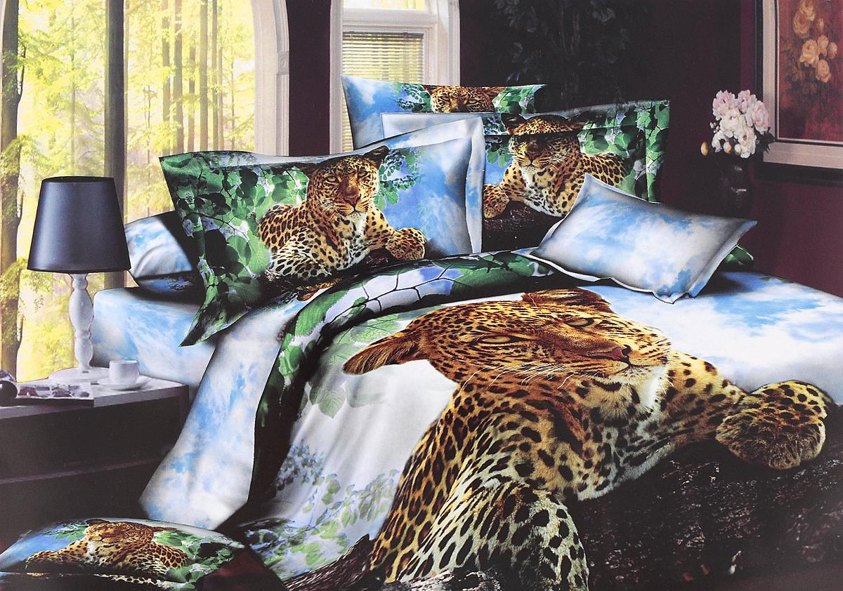 Комплект белья Mango Арни, 2-спальный, наволочки 70х70M-695-175-180-70Комплект постельного белья Mango Арни является экологически безопасным для всей семьи, так как выполнен из 100% хлопка. Комплект состоит из пододеяльника, простыни и двух наволочек. Наволочки застегиваются на молнию. Постельное белье оформлено оригинальным рисунком и имеет изысканный внешний вид. Легкая, плотная, мягкая ткань отлично стирается, гладится, быстро сохнет. Рекомендуется стирка в прохладной воде при температуре не выше 40°С.
