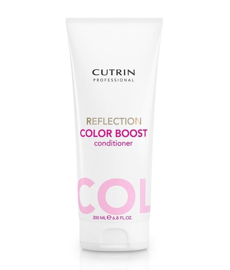 Cutrin Reflection Color Care Conditioner Кондиционер для поддержания цвета окрашенных волос, 200 млCUC08-54237Кондиционер серии Reflection Color Care финского бренда Cutrin. Обеспечивает бережное очищение окрашенных волос. Придает естественное сияние и ухоженный свежий вид волосам, поддерживает правильный гидробаланс. Содержит инновационные UV-фильтры и природные экстракты. Имеет приятный фруктовый аромат.