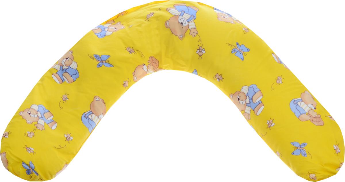 Selby Подушка универсальная Мишка 57 х 80 см
