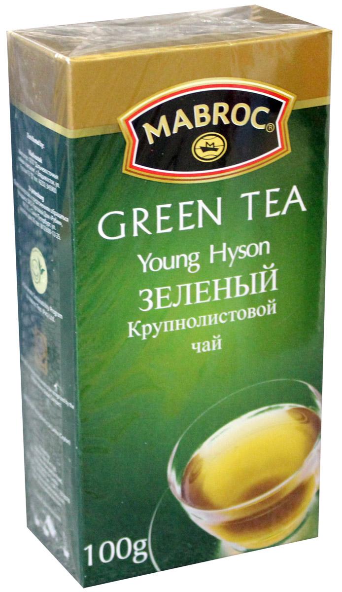 Mabroc Премиум классик Молодой Хайсон чай зеленый листовой, 100 г4791029063768Mabroc Премиум классик Молодой Хайсон классический зеленый крупнолистовой зеленый чай. Попробуйте яркий вкус зеленого цейлонского чая Mabroc. Вам обязательно понравится его богатый аромат и приятное чуть сладковатое послевкусие.