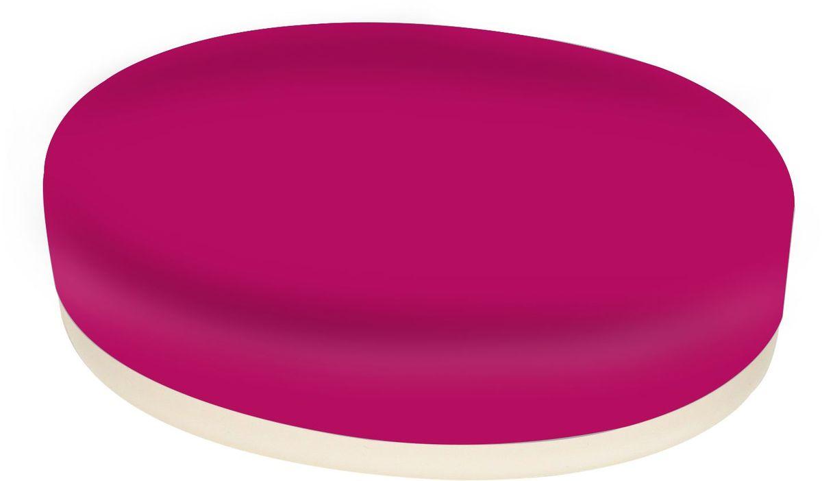 Мыльница Proffi Home, цвет: красный. PH6476PH6476Мыльница - аксессуар для хранения брускового мыла обладает рядом преимуществ. Дно, выполненное из каучука, создает антискользящий эффект - теперь не придется гоняться за мылом в самых неподходящий момент. Керамика, из которой отлито основание мыльницы выгодно отличается от других материалов в первую очередь натуральностью и благородным внешним видом. Этот материал устойчив к перепадам температур, повышенной влажности и бытовым химическим средствам. Благодаря лаконичной форме такой аксессуар отлично впишется в любой интерьер ванной комнаты и станет ее украшением. Материал: керамика, каучук. Страна-изготовитель: Китай. Размеры изделия: 12*8.7*2.5см.