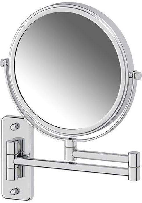 """Косметическое зеркало Defesto """"Pro"""", двустороннее, увеличение x5. DEF 101"""