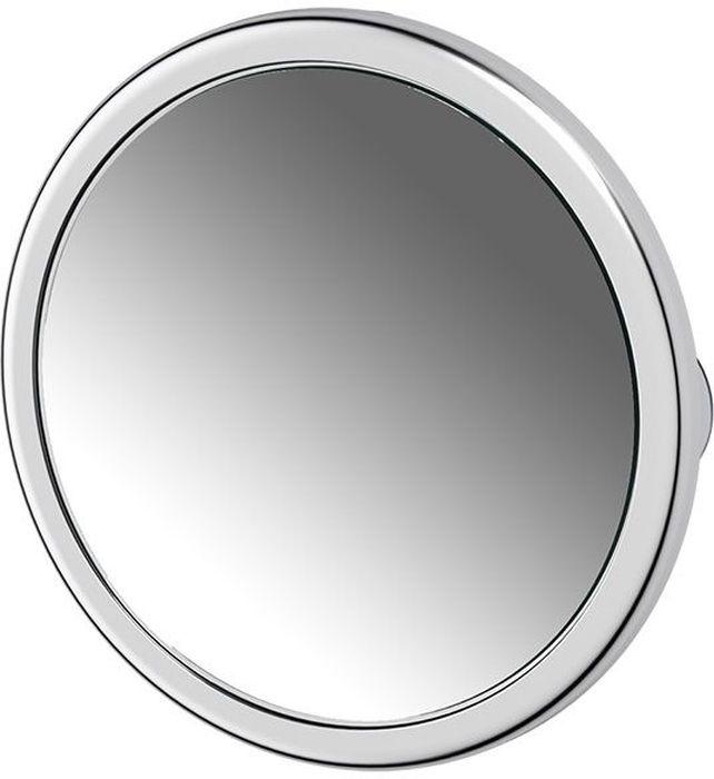 """Косметическое зеркало Defesto """"Pro"""", на присосках, увеличение x5. DEF 103"""