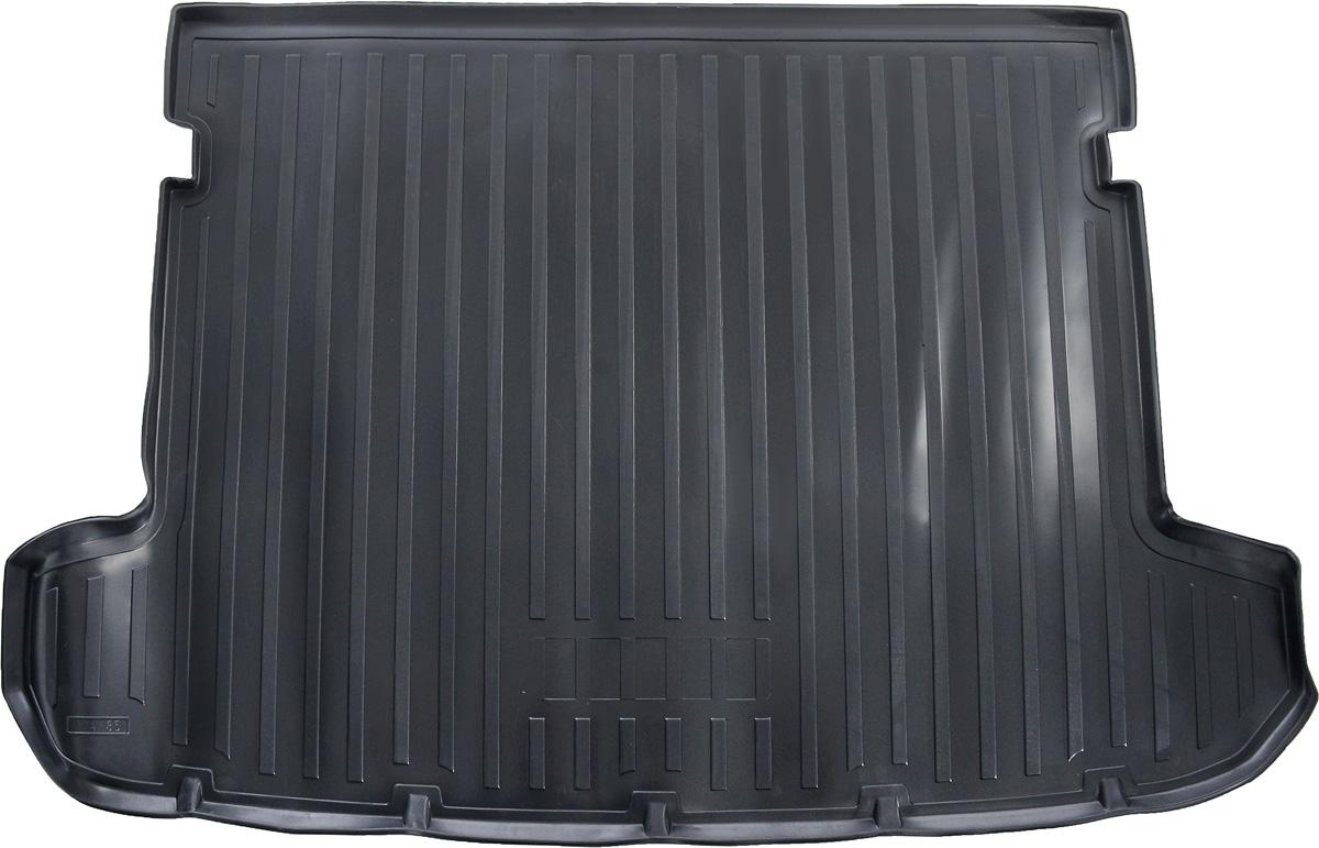 Коврик автомобильный Rival, для Hyundai Tucson 2015-, в багажник0012309002Коврик автомобильный Rival предназначен для багажного отсека автомобиля. Ковер багажника позволяет надежно защитить и сохранить от грязи багажный отсек вашего автомобиля на протяжении всего срока эксплуатации. Изделие полностью повторяет геометрию багажника. Высокий борт специальной конструкции препятствует попаданию жидкости и грязи на внутреннюю отделку. Коврик изготовлен из первичных материалов, в результате чего отсутствует неприятный запах в салоне автомобиля. Рисунок обеспечивает противоскользящую поверхность, благодаря которой перевозимые предметы не перекатываются в багажном отделении, а остаются на своих местах. Коврик произведен из высококачественного и экологичного материала, не подверженного воздействию кислот, щелочей и нефтепродуктов.