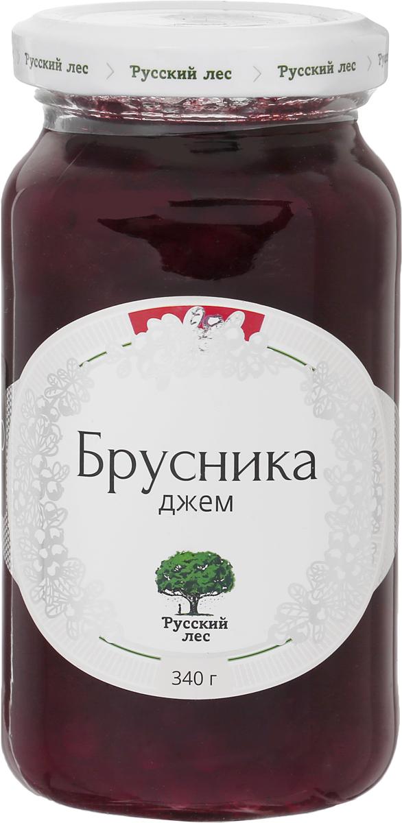 "Русский лес ""Брусника"" джем без сахара, 340 г 2667"