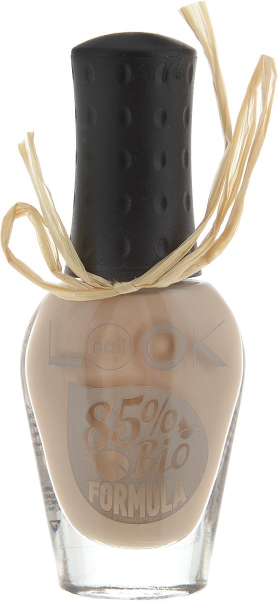 nailLOOK Лак для ногтей серии Trends Bio Polish, Warm Taupe , 8,5 мл31462Новая линия био лаков, она совмещает в себе две инновации, возможность пропускать воздух и воду плюс замена стандартной нитроцеллюлозы в составе на природную, которая является выдержкой из овощей. Био формула позволяет наносить лаки без базового покрытия, не окрашивая ногтевую пластину и создавая невидимую сетчатаю пленку, позволяющую ногтям дышать и сохранять естественный баланс влаги. Био лаки могут использовать беременные и даже дети. Модный серо-коричневый цвет приглашает нас на чашечку кофе с молоком в дождливые вечера. Прекрасно сочетается с большинством осенних оттенков.