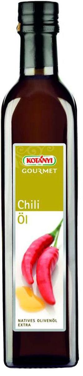 Kotanyi Масло оливковое с экстрактом чили и паприки, 500 мл