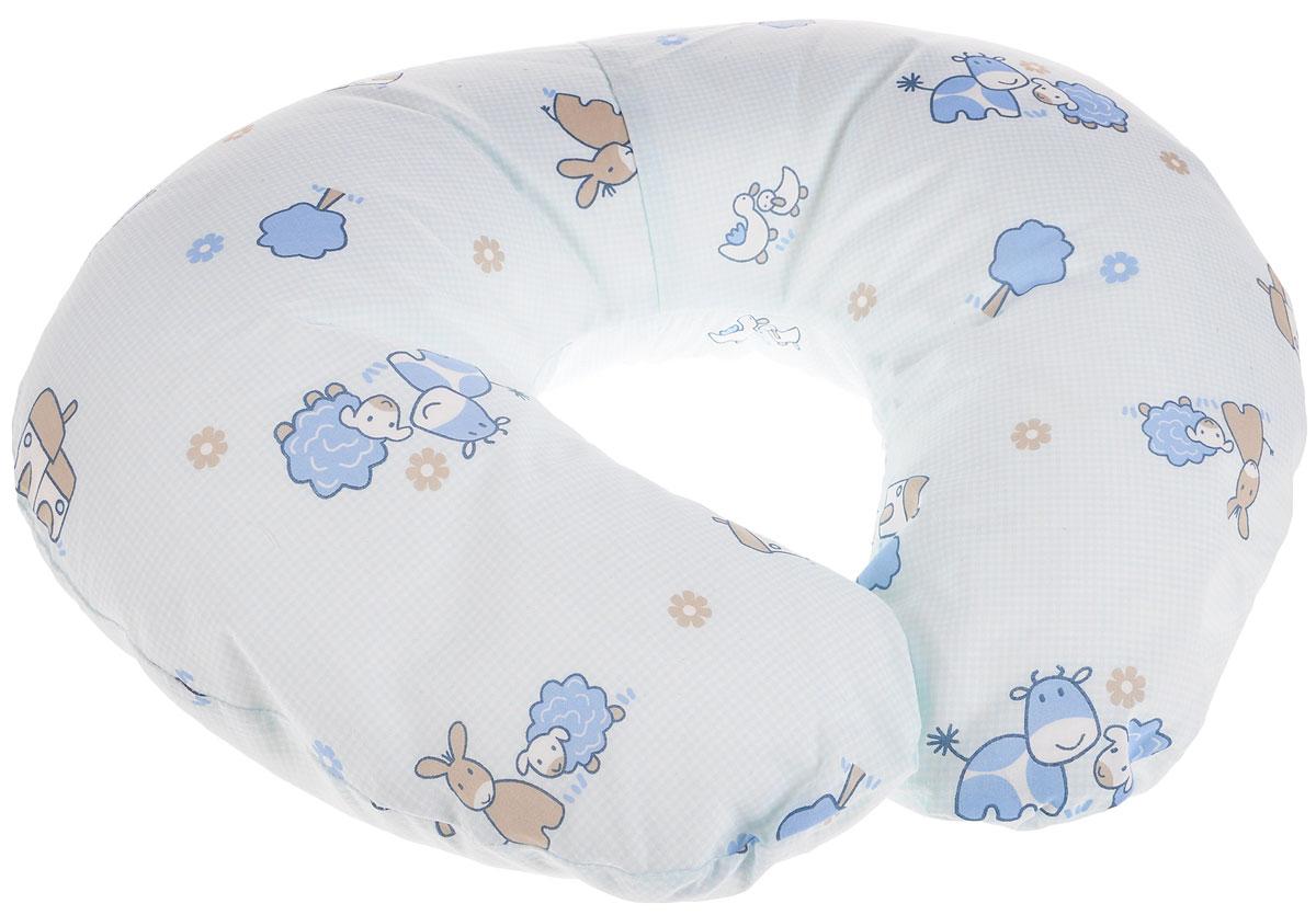 Plantex Подушка для кормящих и беременных мам Comfy Small Овечка1030/голубой/овечкаПодушка для кормящих и беременных мам Plantex Comfy Small. Овечка идеальна для удобства ребенка и его родителей. Зачастую именно эта модель называется подушкой для беременных. Ведь она создана именно для будущих мам с учетом всех анатомических особенностей в этот период. На любом сроке беременности она бережно поддержит растущий животик и поможет сохранить комфортное и безопасное положение во время сна. Также подушка идеально подходит для кормления уже появившегося малыша. Позже многофункциональная подушка поможет ему сохранить равновесие при первых попытках сесть. Чехол подушки выполнен из 100% хлопка и снабжен застежкой-молнией, что позволяет без труда снять и постирать его. Наполнителем подушки служат полистироловые шарики. Шарики не деформируются, хорошо сохраняют форму подушки. Подушка для кормящих и беременных мам - это удобная и практичная вещь, которая прослужит вам долгое время. Подушка поставляется в сумке-чехле. При использовании рекомендуется следующий...