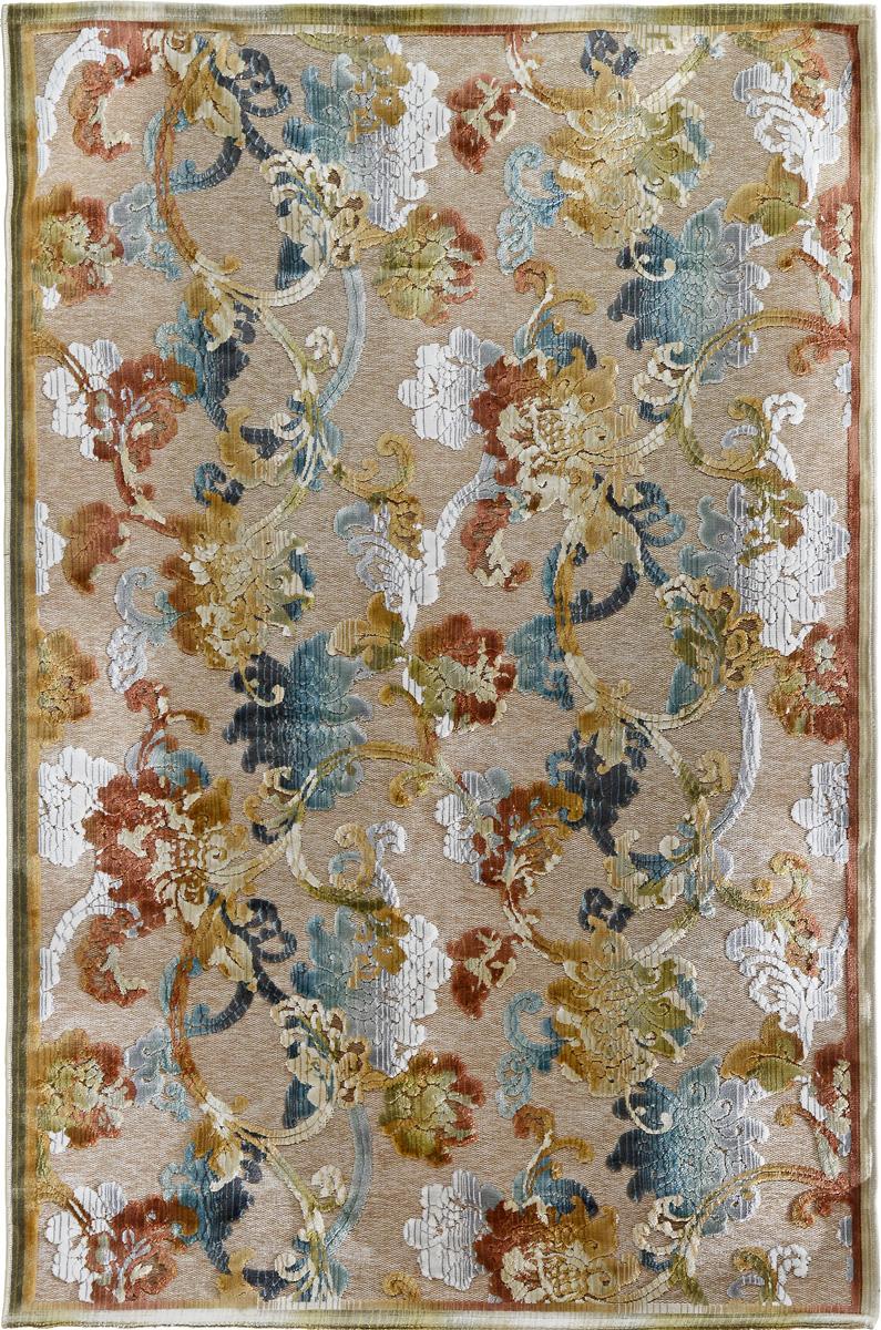 Ковер Oriental Weavers Симфония, цвет: бежевый, красный, голубой, 120 х 180 см21749Коврик Oriental Weavers Симфония выполнен из текстиля, полиэстера, полипропилена и латекса. Изделие долго прослужит в вашем доме, добавляя тепло и уют, а также внесет неповторимый колорит в интерьер любой комнаты. Такой коврик отлично подойдет к вашему интерьеру.