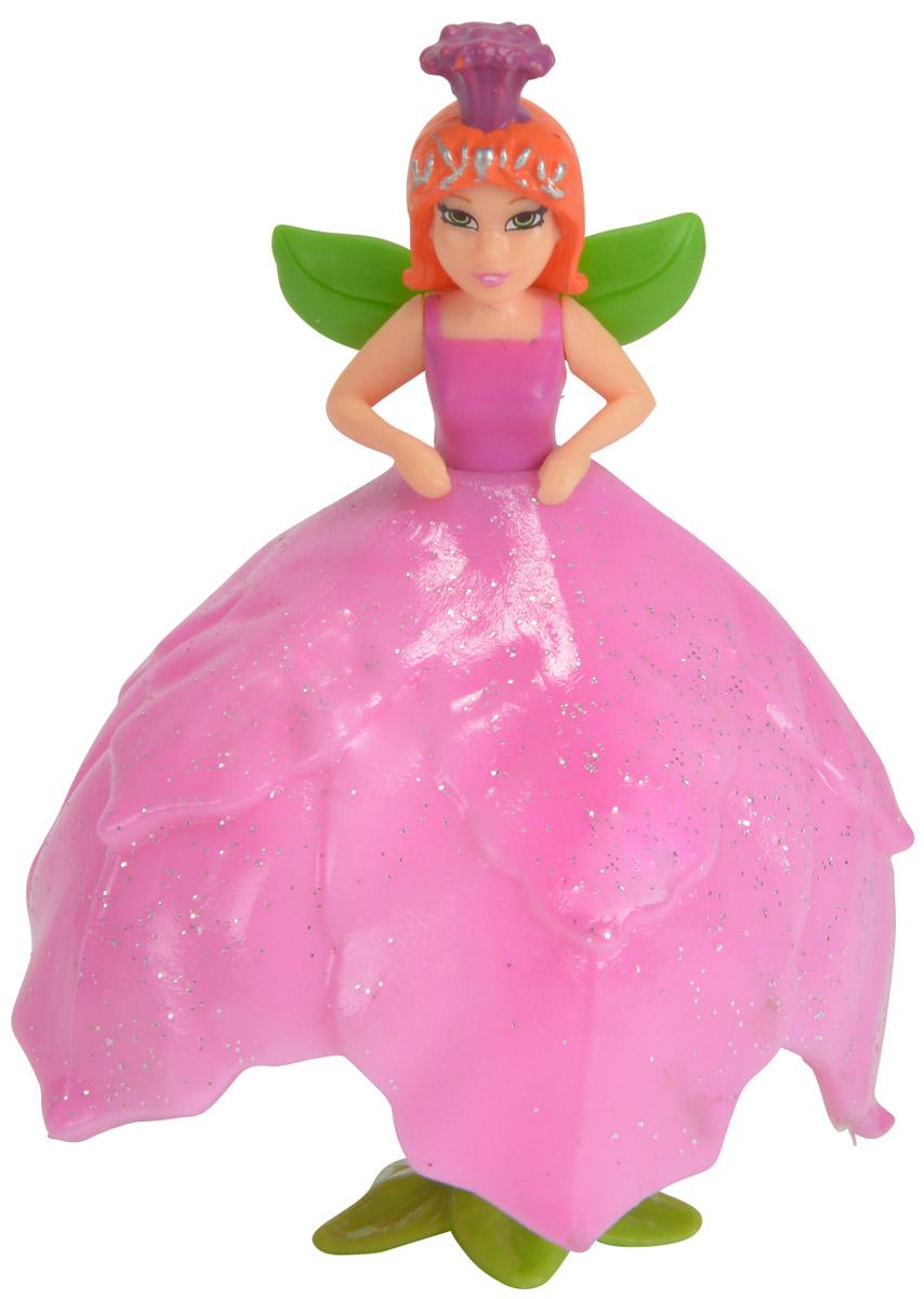 Simba Фигурка Фея Trixy9201654_TrixyФигурка Simba Фея Trixy обязательно порадует вашу маленькую принцессу! Главная магия игрушечной феи заключается в ее способности превращаться в красивый цветок. А все благодаря волшебной юбочке, выполненной из специального материала. Приподняв юбочку наверх, фея легко превращается в цветочек, а если у цветка опустить лепестки, он также легко превратится обратно в фею. Фигурка выполнена из безопасных и долговечных материалов. Фигурка совместима с наборами из данной серии игрушек.