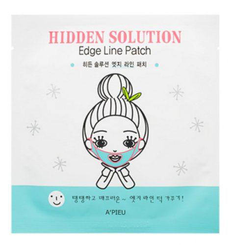 APieu Hidden Solution Патч для подтяжки овала лица, 13 гУТ-00000223Удобная маска-патч для коррекции овала лица. Подтягивает каркасные линии подбородка, делая контур лица четким и красивым, уменьшает морщины и глубоко увлажняет и питает кожу, делает ее упругой, мягкой и эластичной. Пластырь плотно прилегает к коже, восстанавливая ее гладкость, способствует укреплению тургора кожи, препятствует провисанию и появлению второго подбородка.