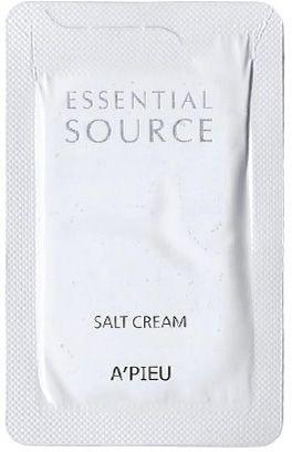 APieu Essential Source Salt Гидрогелевая маска с солью мертвого моря, 25 гУТ-00000214Маска содержит соли мертвого моря, оказывает комплексное воздействие, обеспечивает глубокое увлажнение и питание, повышает упругость, укрепляет и подтягивает овал лица, разглаживает мимические морщинки, выравнивает тон кожи, выводит лишнюю жидкость из тканей, что способствует быстрому уменьшению отеков. Морская соль великолепно омолаживает кожу, повышая ее эластичность, и активизирует обмен веществ.