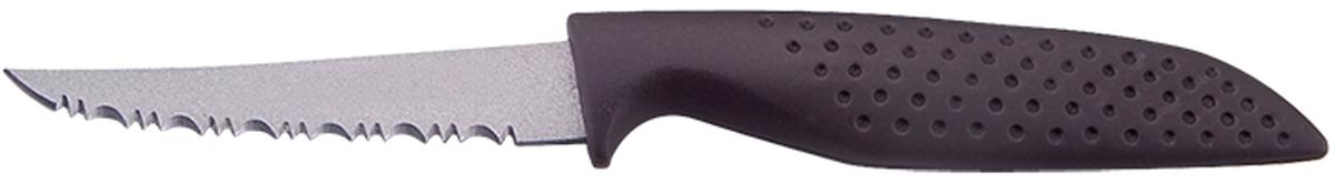 Нож для чистки овощей Marta Paring, длина лезвия 8 см. MT-2866MT-2866нож для чистки овощей титановое покрытие волнистое лезвие 8,0см 0,8мм