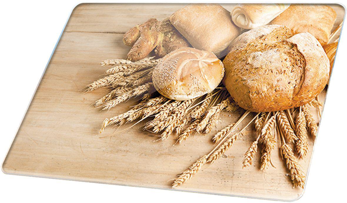 Доска разделочная Marta Хлеб, 30 х 20 смMT-3735 FМногофункциональная разделочная доска Marta Хлеб выполнена из закаленного жаропрочного стекла с гладкой поверхностью. Прекрасно подходит для разделки мяса, рыбы, приготовления теста и нарезки любых продуктов. Такую доску можно использовать как подставку под горячее блюдо. Закаленное жаропрочное стекло устойчиво к механическим повреждениям, порезам, ударам, царапинам, а также к температурным перепадам и бытовой химии, отлично чистится, в том числе в посудомоечной машине, не впитывает посторонние запахи, не выделяет примесей, сохраняя вкус и аромат продуктов натуральными. Многофункциональность и превосходный дизайн с высококачественным фотопринтом изображения делают доску не только незаменимым кухонным аксессуаром, но и подлинным украшением кухонного интерьера в любом стиле.