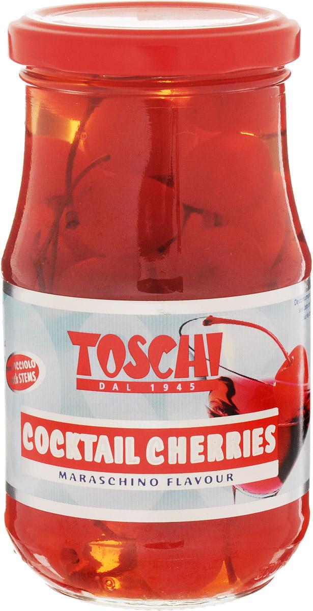 Toschi черешня красная для коктейля, 410 гN66Красная черешня для коктейля Toschi - оригинальный продукт родом из Италии, который чрезвычайно востребован в кондитерской промышленности, барной индустрии. По своим вкусовым характеристикам коктейльная ягода скорее напоминает не свежую кислую ягодку, а сладкую желеобразную конфетку. Уважаемые клиенты! Обращаем ваше внимание, что полный перечень состава продукта представлен на дополнительном изображении.