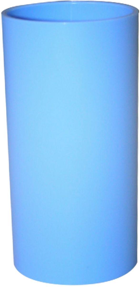 Стакан для зубных щеток Proffi Home, цвет: голубой, 440 млPH6517Стакан Proffi Home - это практичный аксессуар, помогающий навести порядок и организовать хранение разных принадлежностей в ванной комнате. В нем удобно хранить зубные щетки, тюбики с зубной пастой и другие мелочи. Стакан выполнен из полипропилена высокого качества и приятного на ощупь. Пластик отличается легкостью, прочностью и долговечностью. Благодаря лаконичному дизайну такой стакан будет вписываться в любой интерьер ванной комнаты.