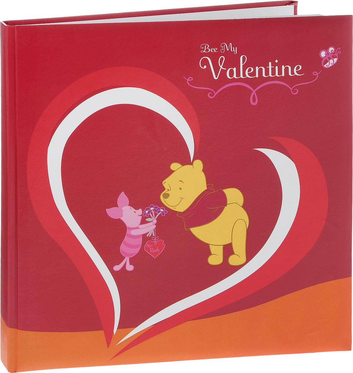 Фотоальбом Pioneer Disney Valentine, цвет: красный, 20 магнитных листов, 29 х 32 см10101 LM-SA20BB/C_красныйФотоальбом Pioneer Disney Valentine поможет красиво оформить ваши фотографии. Обложка, выполненная из толстого картона, оформлена красочным детским рисунком. Альбом с магнитными листами удобен тем, что он позволяет размещать фотографии разных размеров. Тип скрепления - спираль. Магнитные страницы обладают следующими преимуществами: - Не нужно прикладывать усилий для закрепления фотографий; - Не нужно заботиться о размерах фотографий, так как вы можете вставить в альбом фотографии разных размеров; - Защита фотографий от постоянных прикосновений зрителей с помощью пленки ПВХ. Нам всегда так приятно вспоминать о самых счастливых моментах жизни, запечатленных на фотографиях. Поэтому фотоальбом является универсальным подарком к любому празднику. Количество листов: 20 шт. Размер листа: 29 х 32 см.