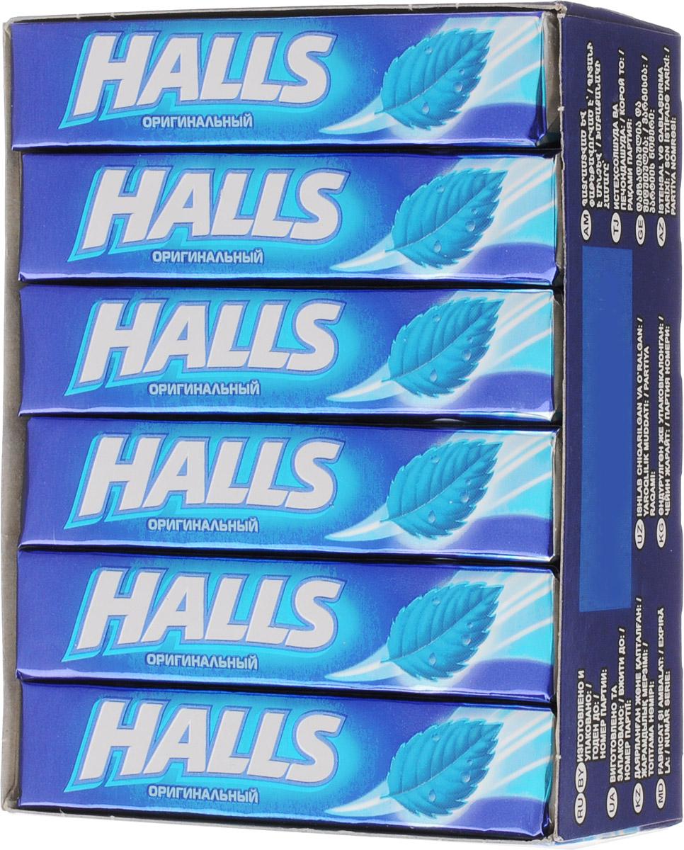 Halls с оригинальным вкусом карамель леденцовая, 12 пачек по 25 г919361, 645681, 661964Мощный освежающий эффект Halls возникает благодаря сочетанию ментола и эвкалипта. Он сродни глотку свежего воздуха в любой ситуации, когда это необходимо – бодрит, освежает и позволяет сосредоточиться на главном. В напряженные моменты, когда нужна эмоциональная встряска, когда одолевает усталость, когда просто нужно перевести дыхание – попробуйте Halls и дышите свободно. Уважаемые клиенты! Обращаем ваше внимание, что полный перечень состава продукта представлен на дополнительном изображении. Упаковка может иметь несколько видов дизайна. Поставка осуществляется в зависимости от наличия на складе.