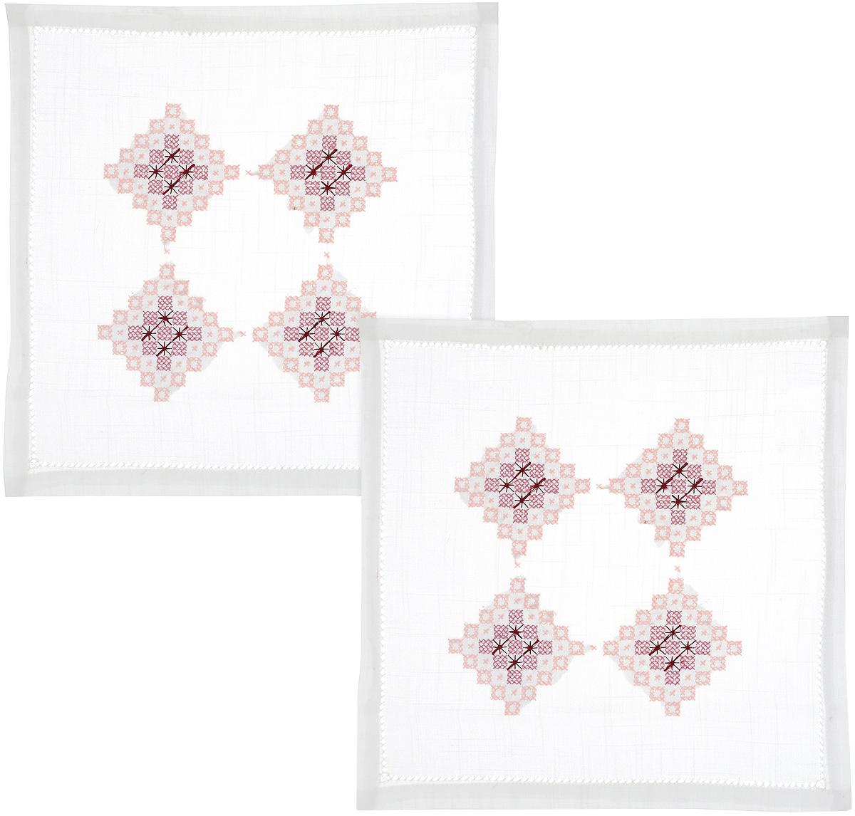 Набор домашнего текстиля, 100% полиэстер (Наволочка, 40 х 40 см)6610/248