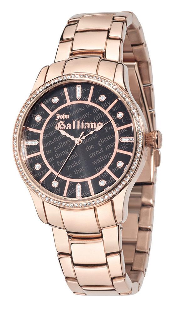 Часы наручные женские Galliano Metropolis, цвет: золотой. R2553121502R2553121502