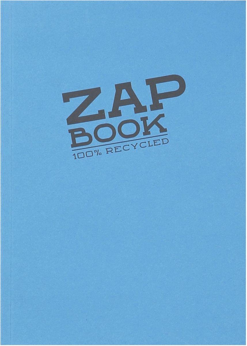 Блокнот Clairefontaine Zap Book, цвет: голубой, формат A5, 160 листов3358СОригинальный блокнот Clairefontaine идеально подойдет для памятных записей, любимых стихов, рисунков и многого другого. Плотная обложка предохраняет листы от порчи и замятия. Такой блокнот станет забавным и практичным подарком - он не затеряется среди бумаг, и долгое время будет вызывать улыбку окружающих.