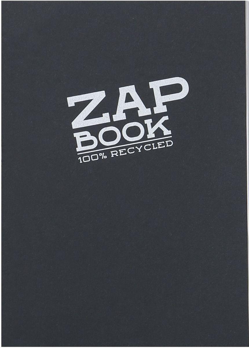 Блокнот Clairefontaine Zap Book, цвет: черный, формат A5, 160 листов3364СОригинальный блокнот Clairefontaine идеально подойдет для памятных записей, любимых стихов, рисунков и многого другого. Плотная обложка предохраняет листы от порчи и замятия. Такой блокнот станет забавным и практичным подарком - он не затеряется среди бумаг, и долгое время будет вызывать улыбку окружающих.