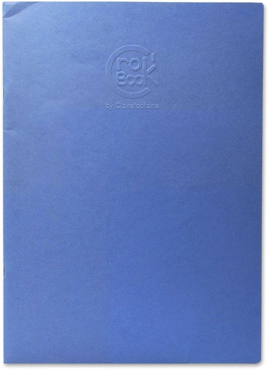 Блокнот Clairefontaine Crok Book, формат A3, 24 листа6031СОригинальный блокнот Clairefontaine идеально подойдет для памятных записей, любимых стихов, рисунков и многого другого. Плотная обложка предохраняет листы от порчи и замятия. Такой блокнот станет забавным и практичным подарком - он не затеряется среди бумаг, и долгое время будет вызывать улыбку окружающих.