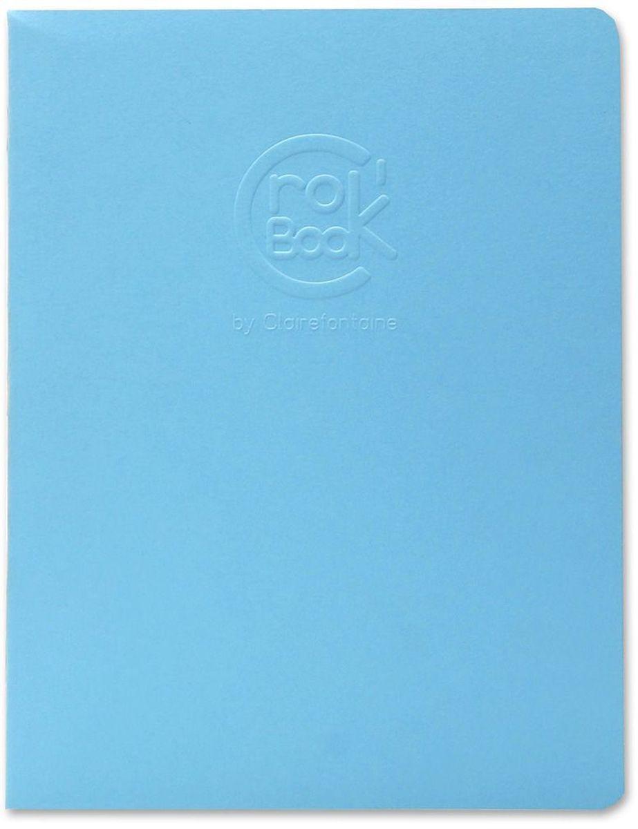 Блокнот Clairefontaine Crok Book, 17 х 22 см, 24 листа6033СОригинальный блокнот Clairefontaine идеально подойдет для памятных записей, любимых стихов, рисунков и многого другого. Плотная обложка предохраняет листы от порчи и замятия. Такой блокнот станет забавным и практичным подарком - он не затеряется среди бумаг, и долгое время будет вызывать улыбку окружающих.